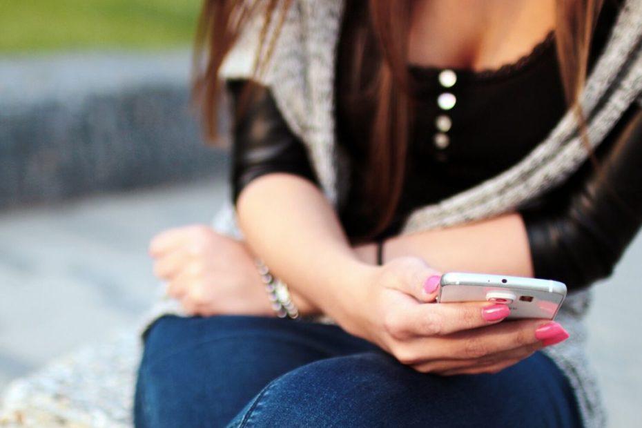 ta kontakt via mobilen